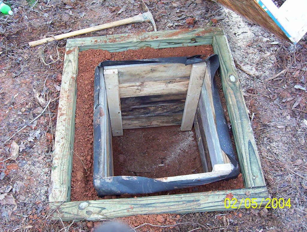 Outhouse Building An Outhouse Outhouse Survival