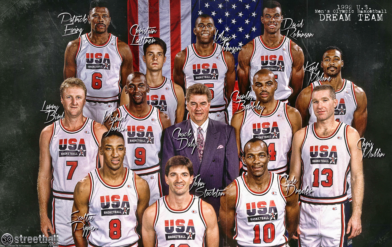 The Dream Team So Many Names From My Childhood