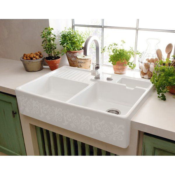 1.5 belfast sink with drainer - Google Search | 試してみたいこと ...