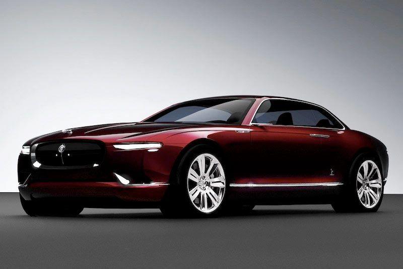 Bertone presentó en la pasada Feria del Automóvil de Ginebra 2011 el Jaguar B99