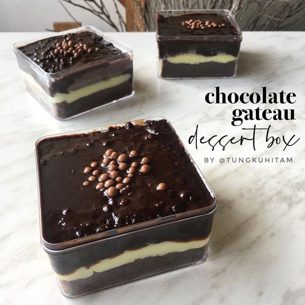 Resep Dessert Box C 2020 Brilio Net Instagram Mayfitkitchen Instagram Komeskitchen Makanan Penutup Mini Hidangan Penutup Resep Biskuit