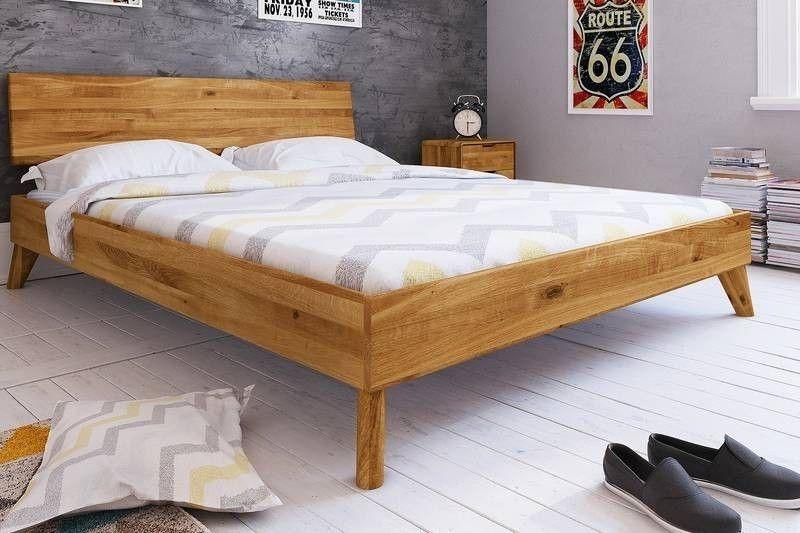 Bett Wildeiche 160x200 natur geölt BEN Jetzt bestellen unter - schlafzimmer natur