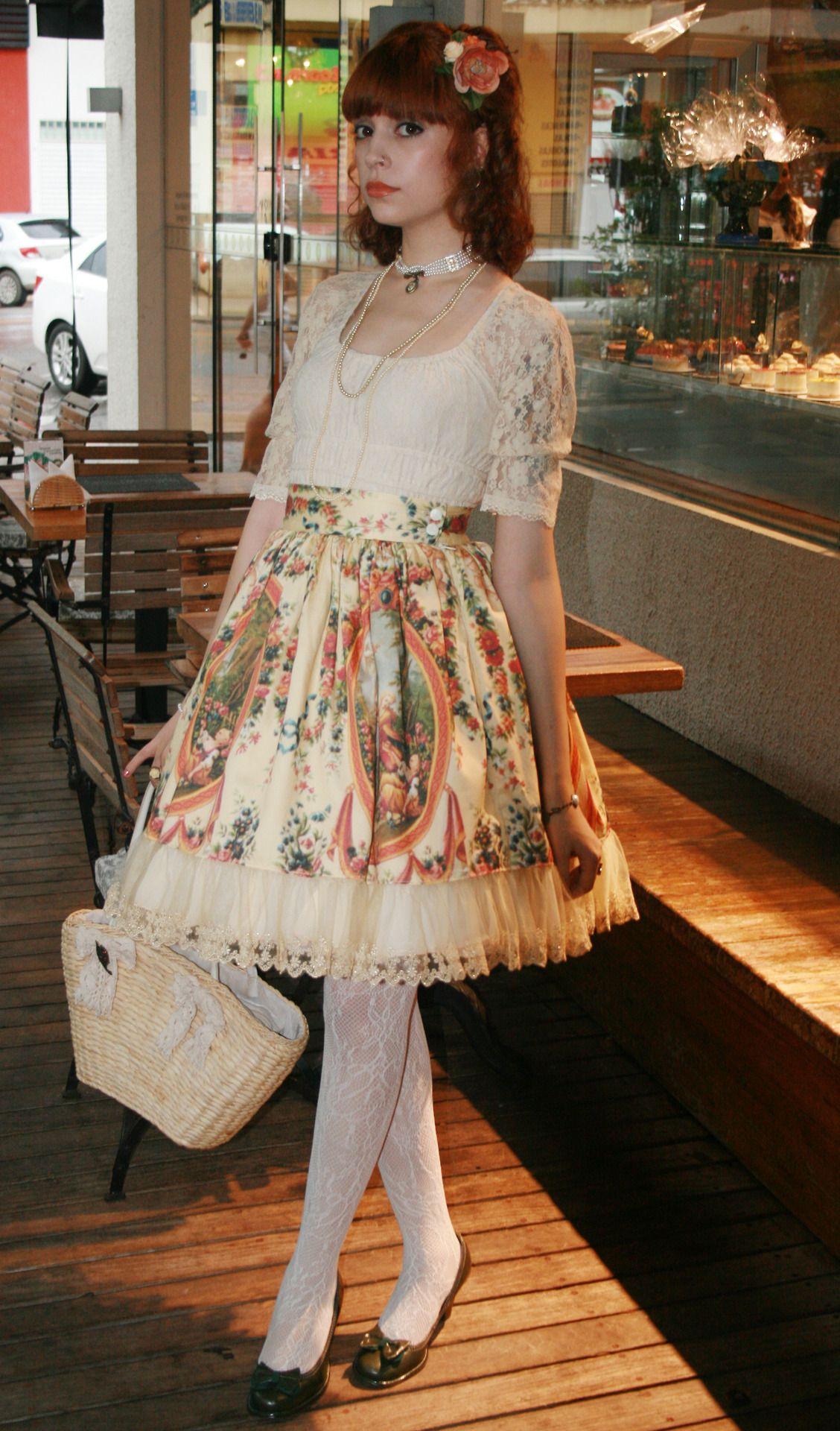 Ime a clone . My original dresses me like a girl.but I like it !