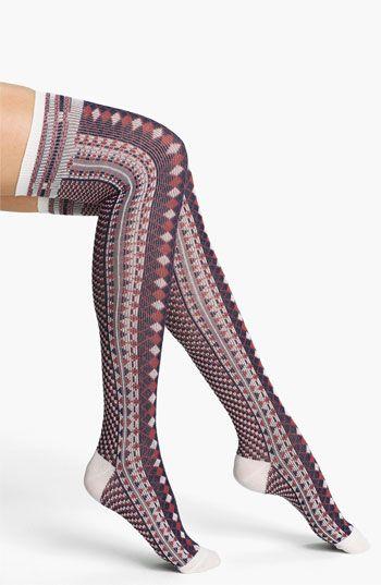 Free People 'Boyfriend' Over the Knee Socks | Nordstrom