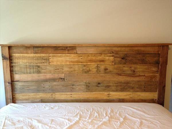 reclaimed pallet headboards are all the rage in bedroom design but this type of wood could be harmful for your home see the cleaner safer alternative