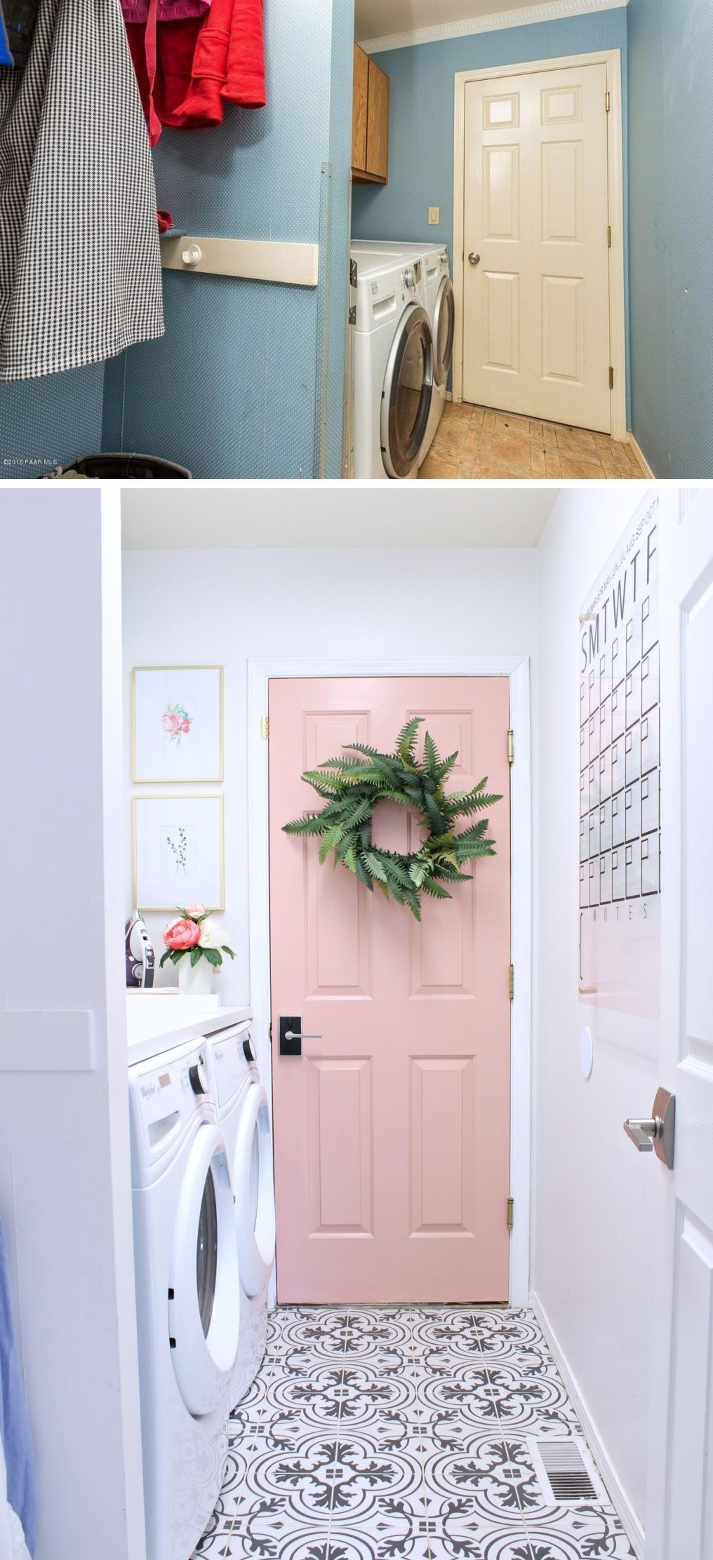 Inspiring Laundry Room Makeover Ideas With Amazing Results