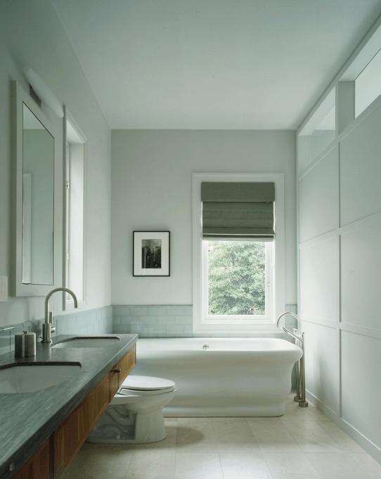 lambris azul p lido boiserie pinterest lambris et d co. Black Bedroom Furniture Sets. Home Design Ideas