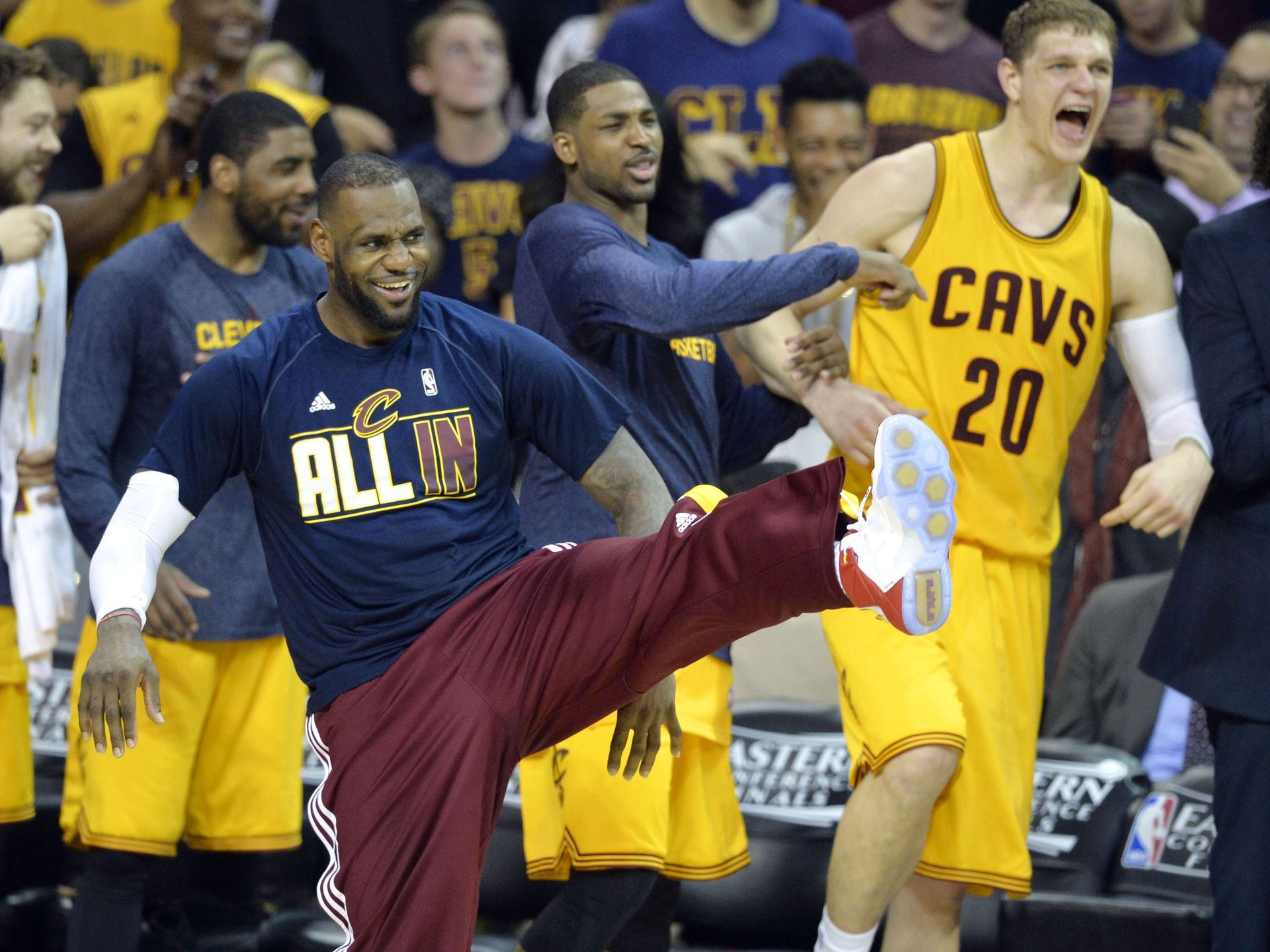 Day In Sports Usa Today Sports Cavs Cleveland Cavaliers