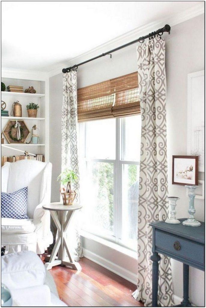 30 Most Popular Bay Window Decor Ideas Living Room Decor Curtains Window Treatments Living Room Farmhouse Living Room Furniture