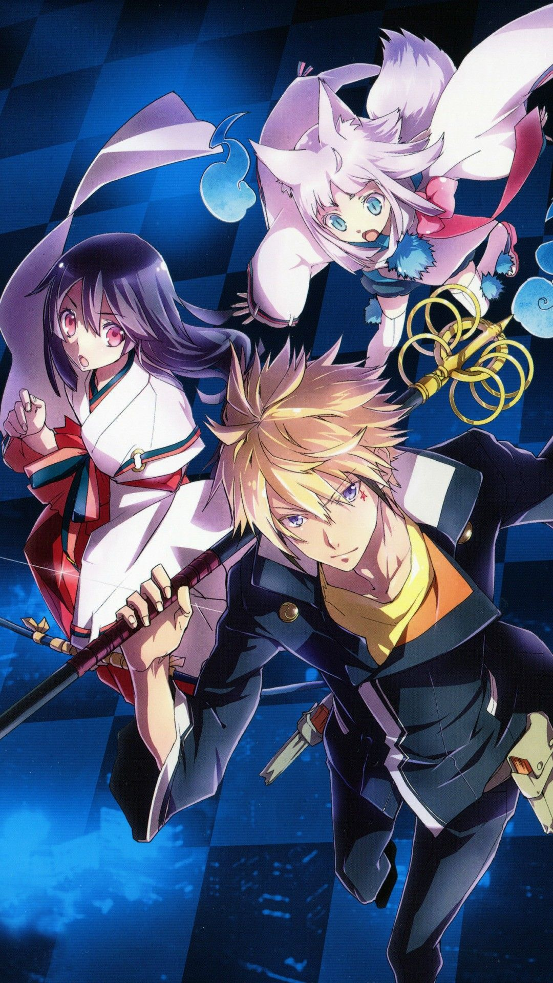 Pin by Mad Otaku on Tokyo Ravens Tokyo ravens, Anime