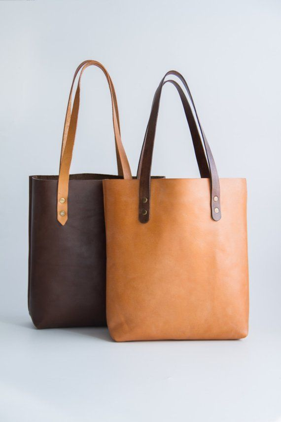 cc8507d051a5 Tote bag. Genuine leather from Argentina. High quality cowhide. HANDMADE