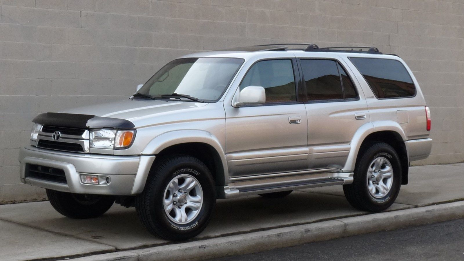 2002 Toyota 4runner Limited Sport Utility 4 Door Luxury Autos Mall Timing Belt For Vehicles 4wd New