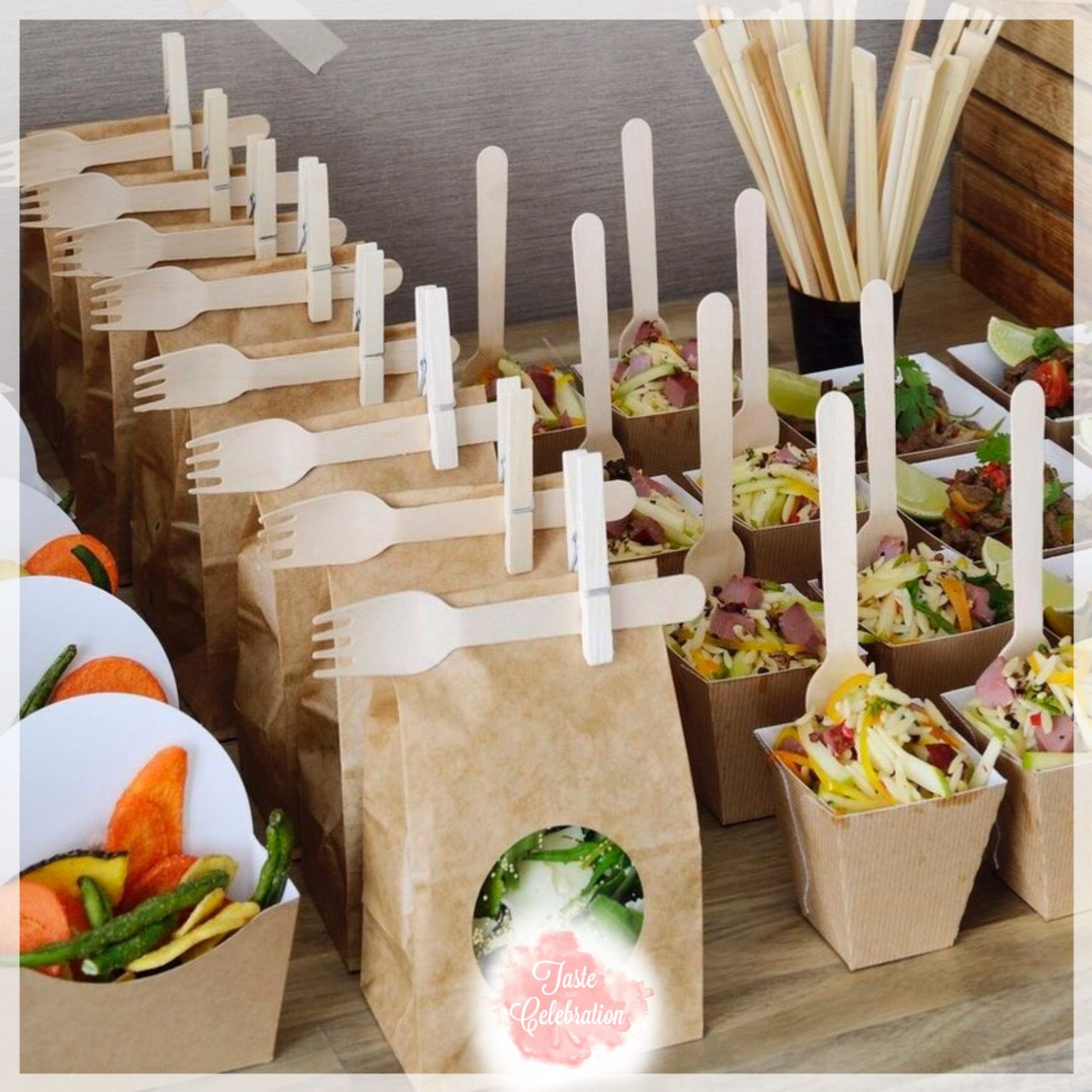 Os Hemos Ensenado Mesasdedulces Mesas Saladas Y Por Que No Enfocarlas A Un Ambito Mas Saludabl Food Truck Catering Food Truck Wedding Food Inspiration