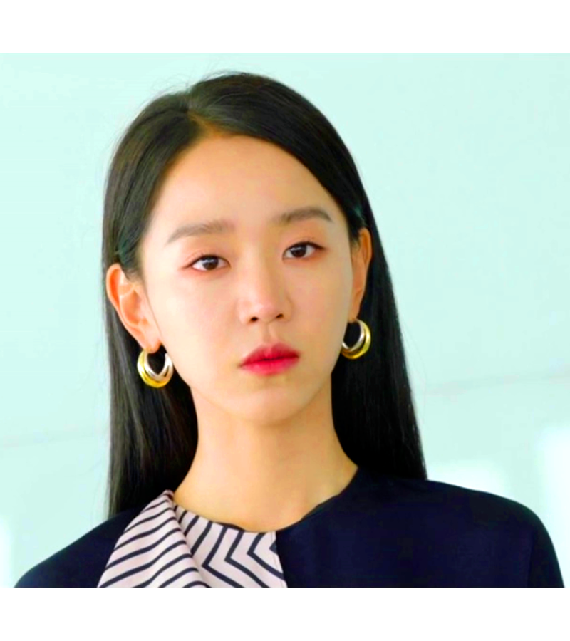 Angel's Last Mission: Love Shin Hye-sun Inspired Earrings
