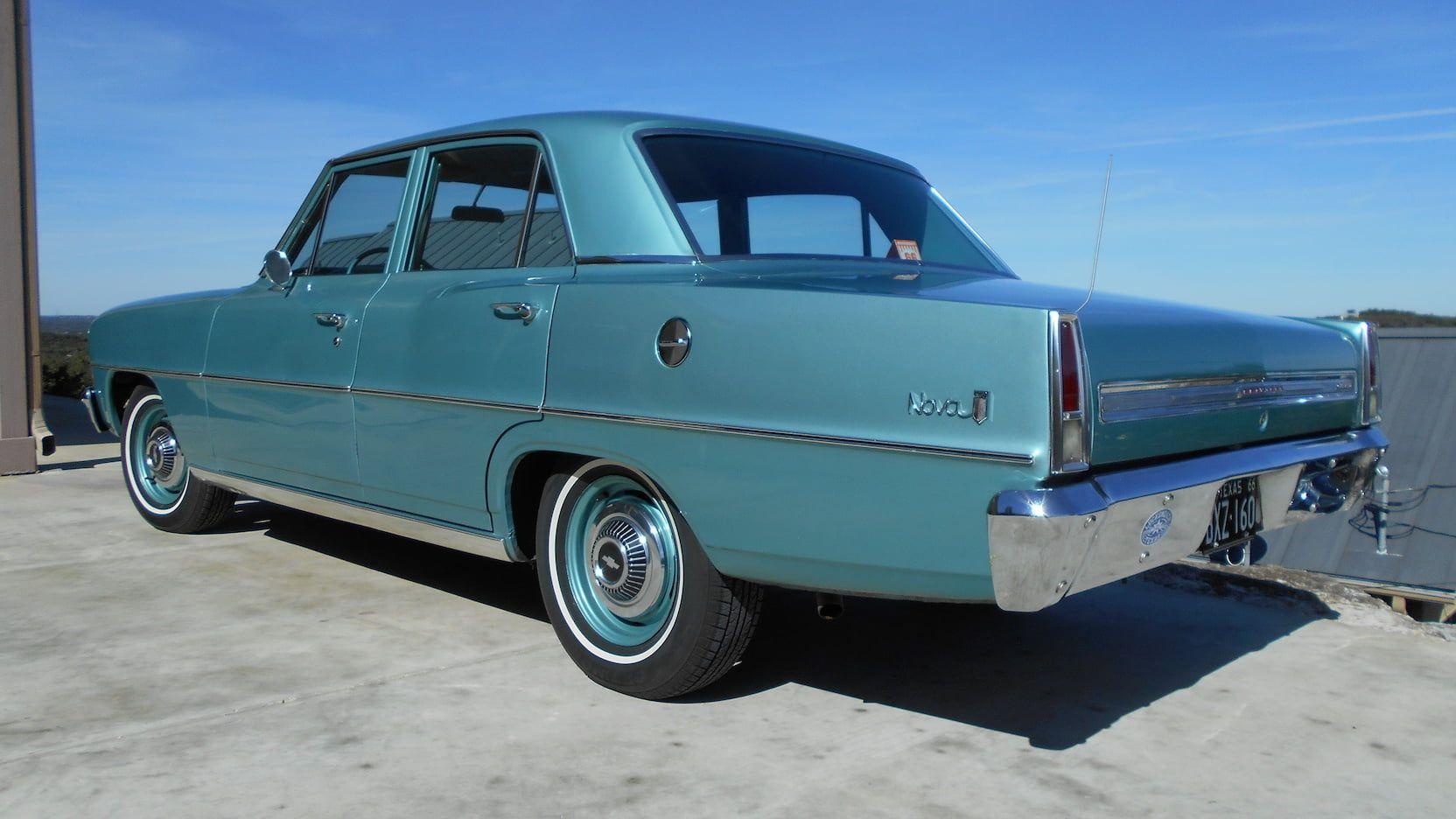 1966 Chevrolet Nova T45 Houston 2019 In 2020 Chevrolet Nova Chevrolet Mopar Muscle Cars