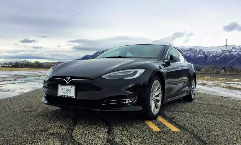 The Armormax Bulletproof Tesla Model S Sportwagen