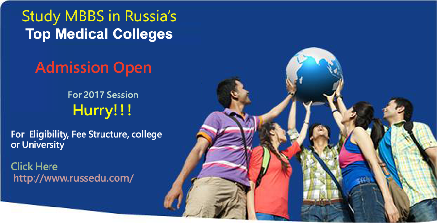 Study MBBS in Russia's Top Medical Colleges Russian