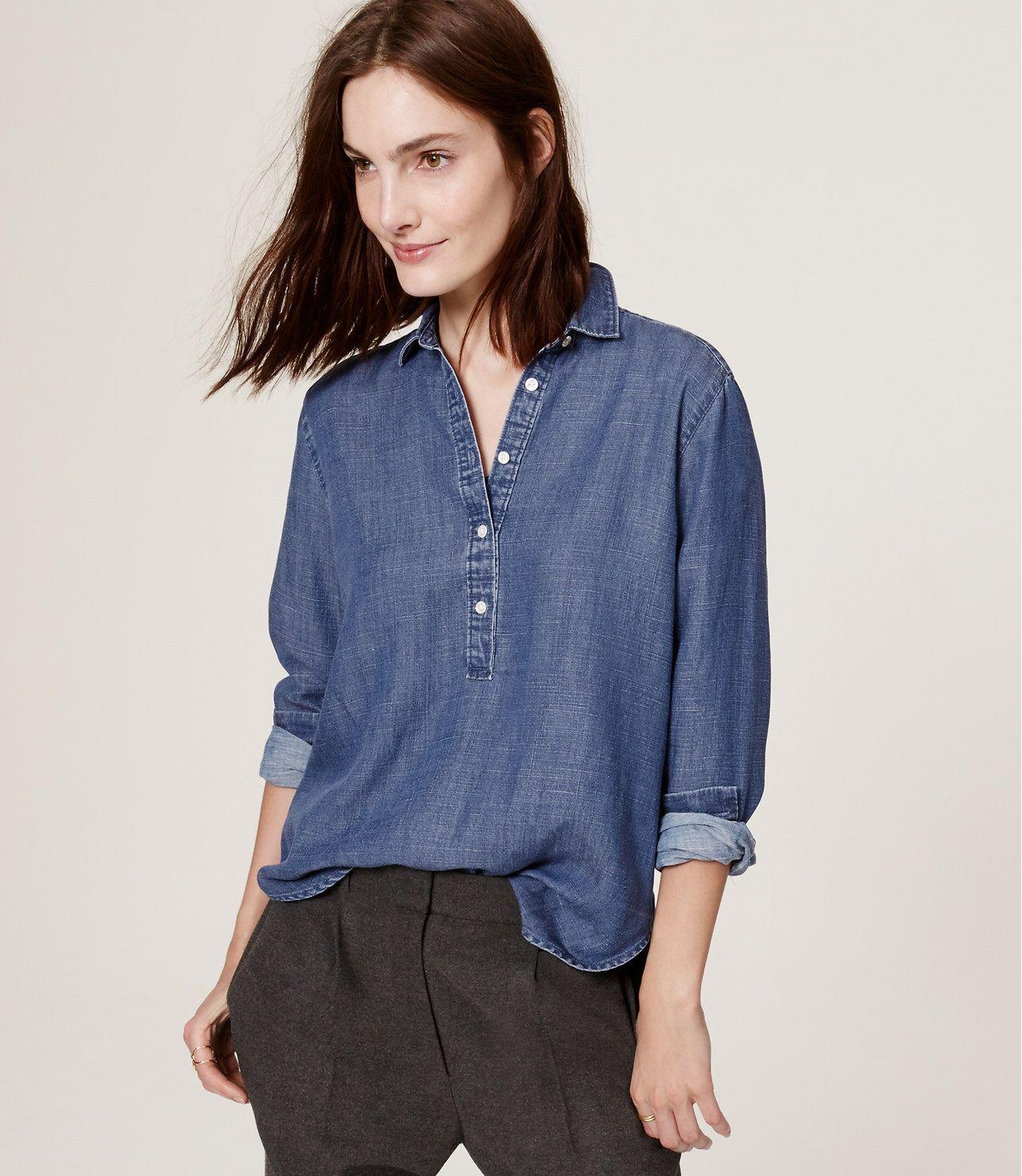15d62da7d2ff5 Meet the softened shirt – a light and airy button-down