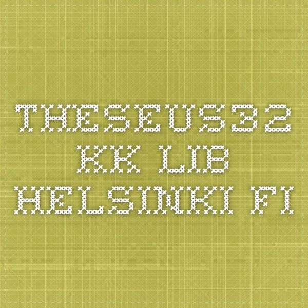 theseus32-kk.lib.helsinki.fi