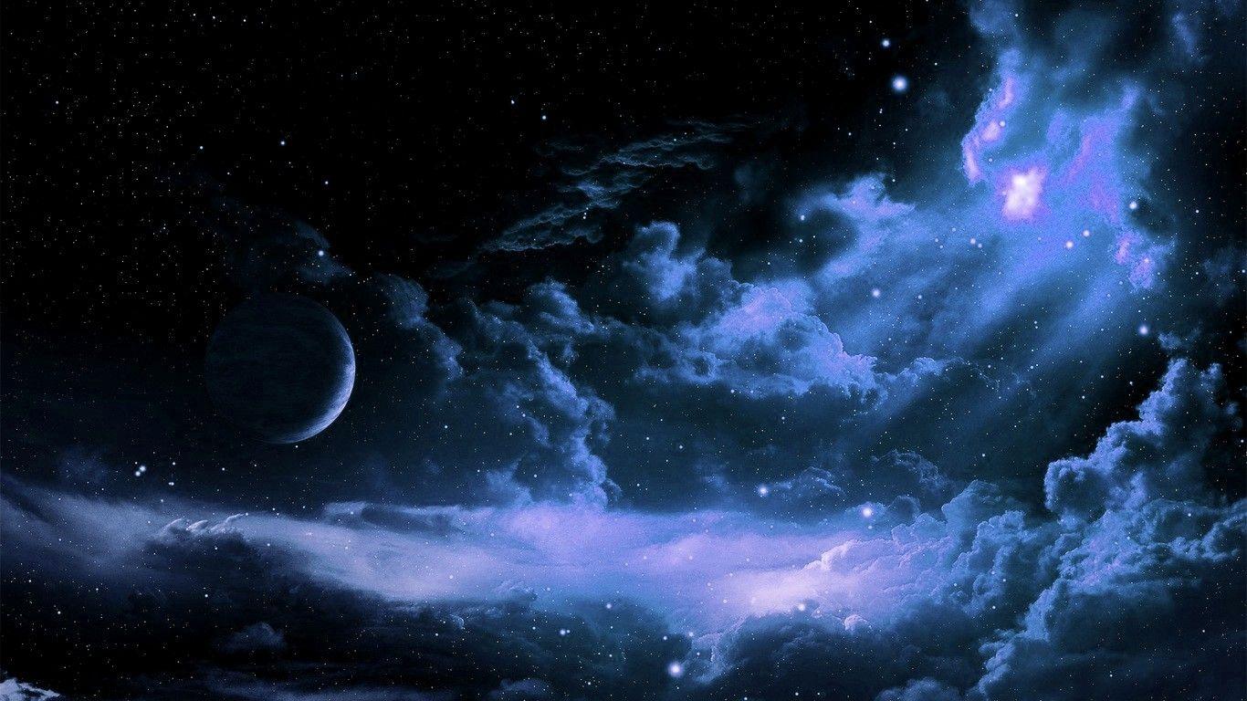 AnimeZone. РђРЅРёРјРµ РѕР±РѕРё Рє Starry Sky. Обои