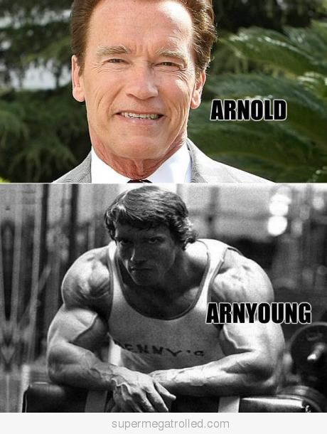 Arnold / Arnyoung
