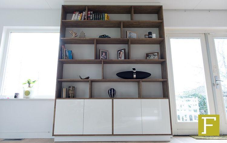 Design Kast Maatwerk : Dressoir kast maatwerk hillegom meubelmaker design fijn timmerwerk