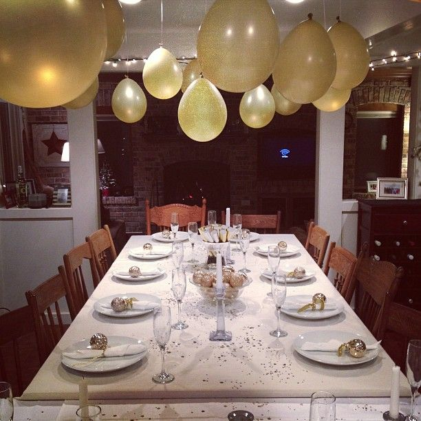 nye dinner party ideas