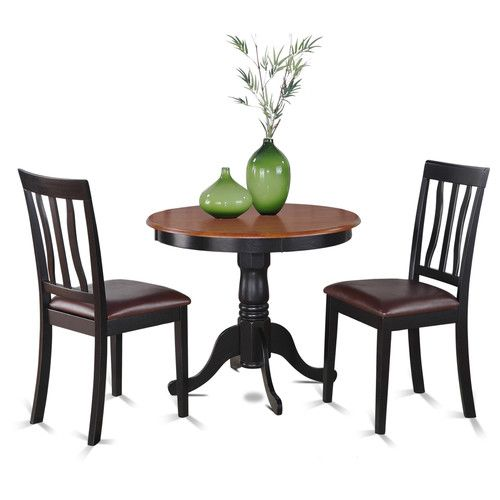 Found It At Wayfair  Antique 3 Piece Dining Set  Ancient Tree Inspiration 3 Piece Kitchen Table Set Decorating Design