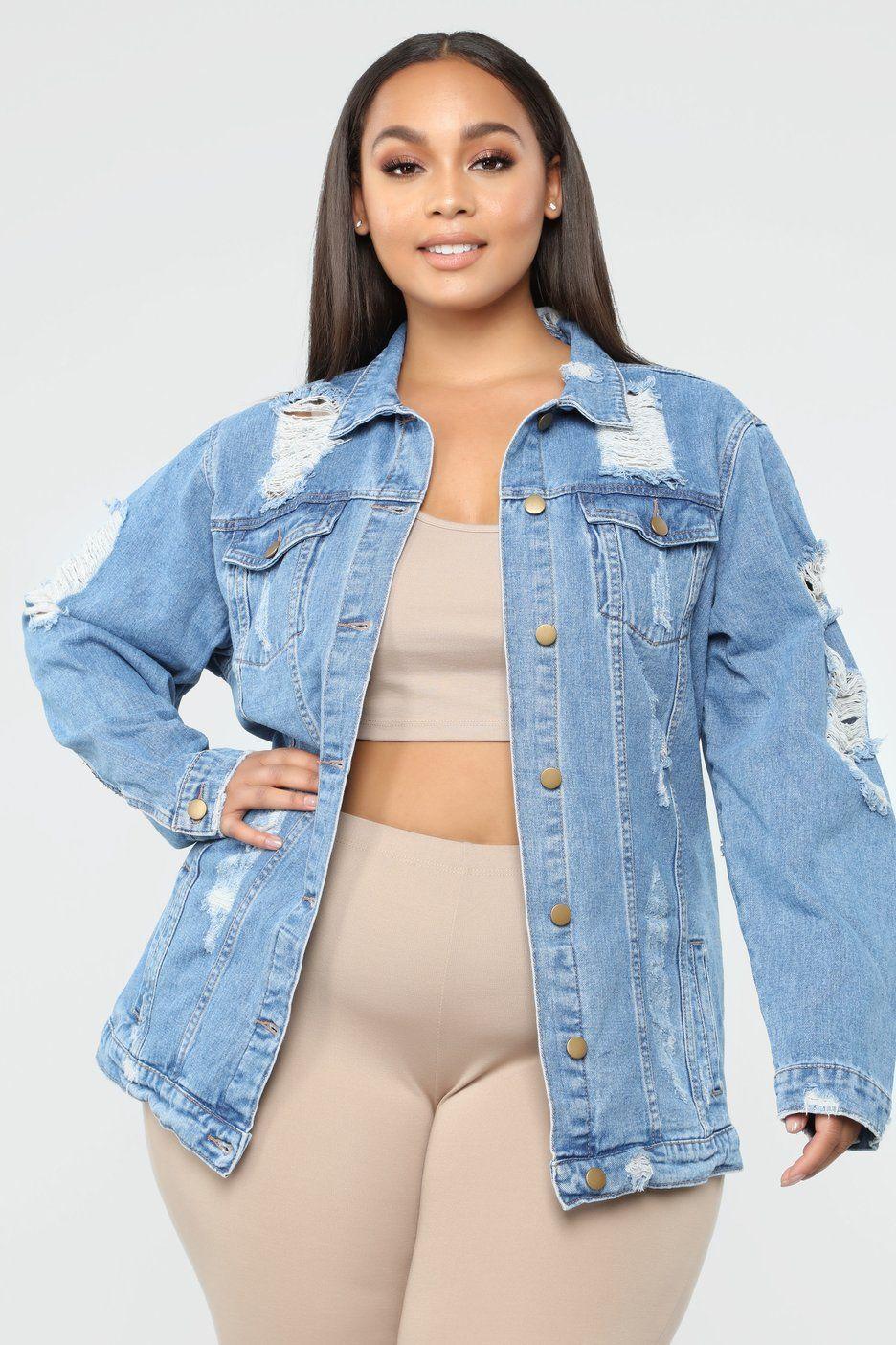 So Me Denim Jacket Medium In 2021 Denim Jacket Women Denim Style Casual Denim Jacket [ 1404 x 936 Pixel ]