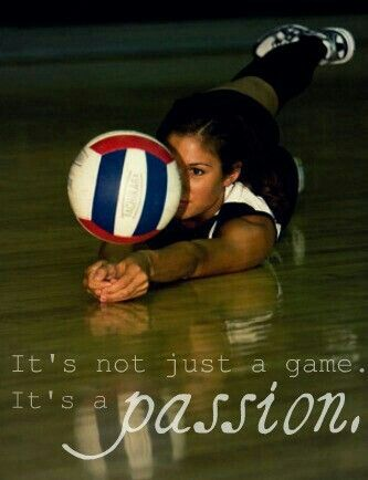 Volleyball My Passion Love Life Everything Volleyball Quotes Volleyball Inspiration Volleyball