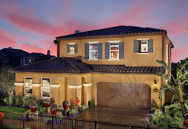 Carleton By Standard Pacific Homes At New Home Community
