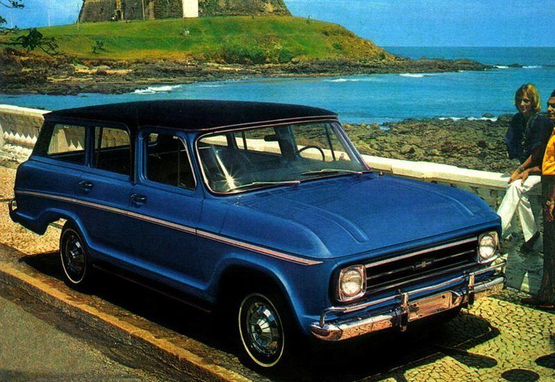 Carros Para Sempre Chevrolet Veraneio Foi Amada E Temida Chevrolet Veraneio Carros E Caminhoes Carros