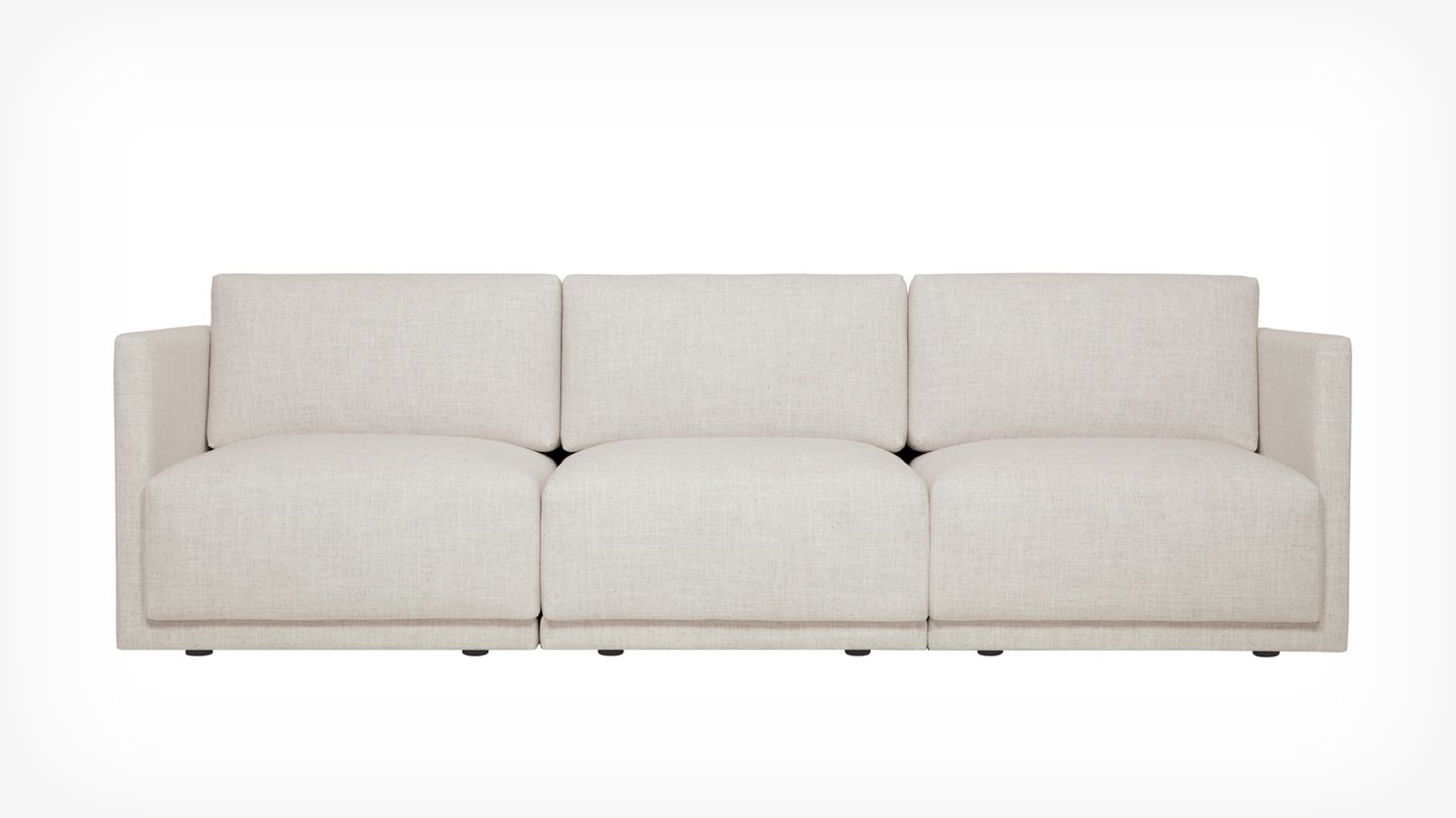 Eton 3 Piece Sectional Fabric