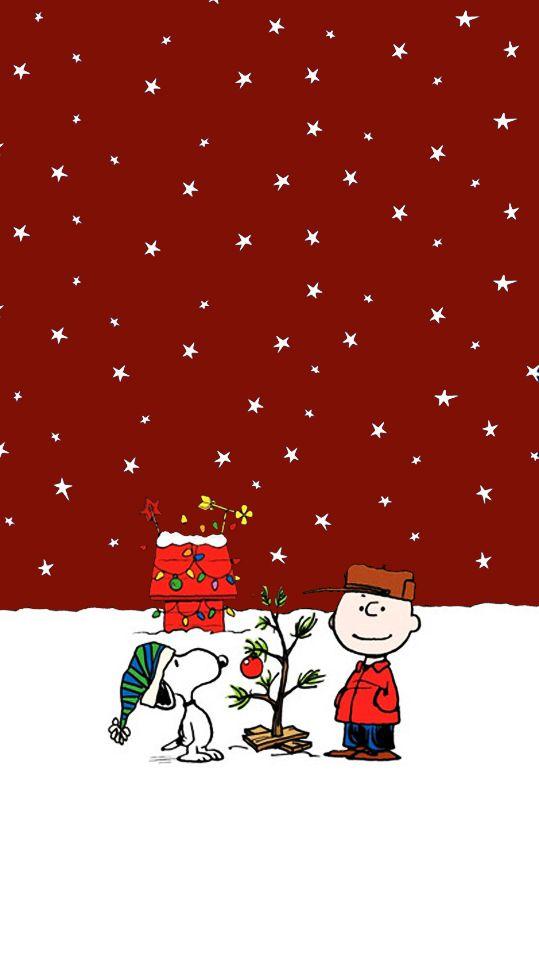 아이폰6 스누피 겨울 배경화면 : 네이버 블로그 #christmasbackgrounds