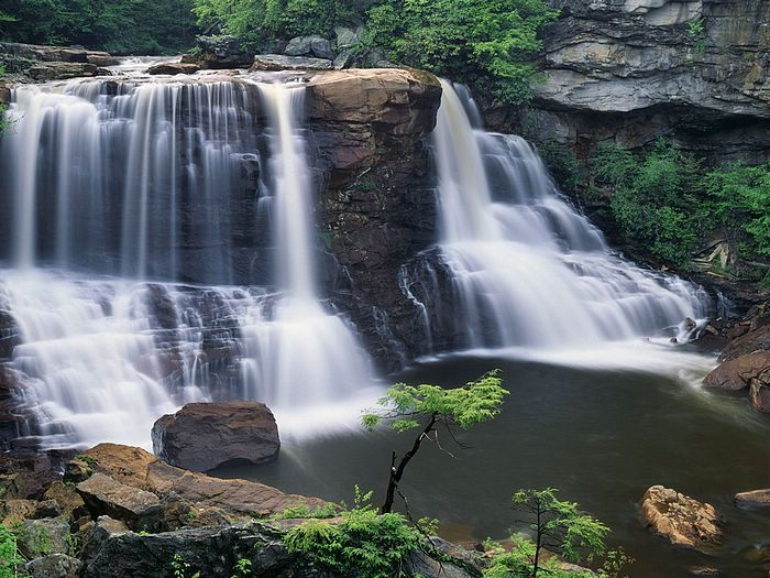 Blackwater Falls State Park Is Named For The Falls Of The Blackwater River Whose Amber Colored Water Blackwater Falls Blackwater Falls State Park West Virginia