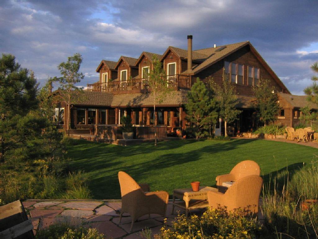 Westcliffe Estate Rental: Private Colorado Ranch Estate ...