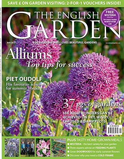 the english garden magazine mymagazine Pinterest Gardens