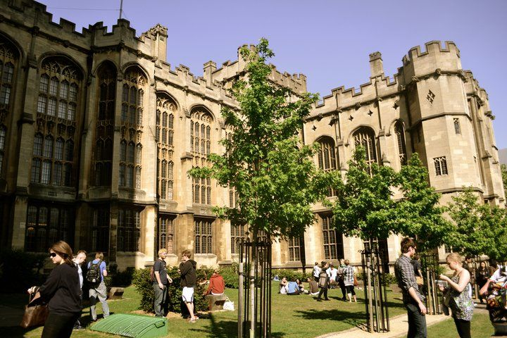 University Of Bristol Bristol Uk Bristol University University City University
