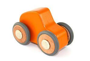 Maddy Micro Car, Orange