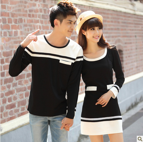 korean casual style lovers new arrival 2013 summer