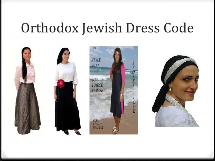 Model The Jewish Dress Code Has Always Been Influenced By The  Modesty Is Of Utmost Important For Both Men And Women Indeed, Wearing Modest Jewish Clothing Is Essential For Orthodox Jewish Women For Example, Orthodox Jewish