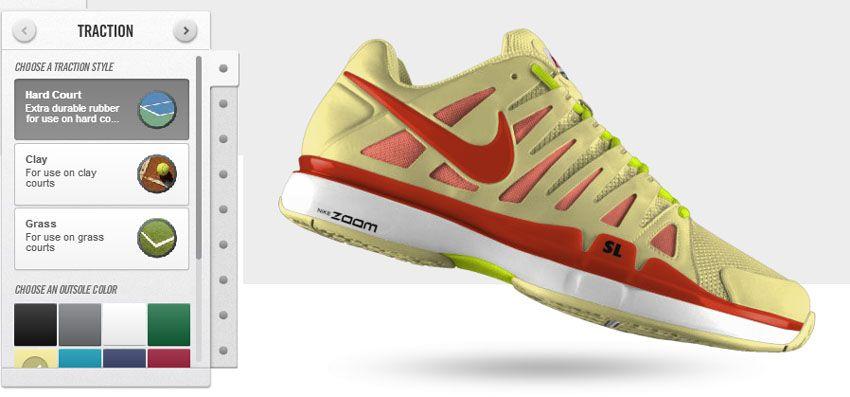 5571b82d52b8 Design Your Own Tennis Shoes