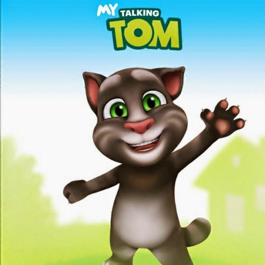 My Talking Tom For PC Download Free My talking tom