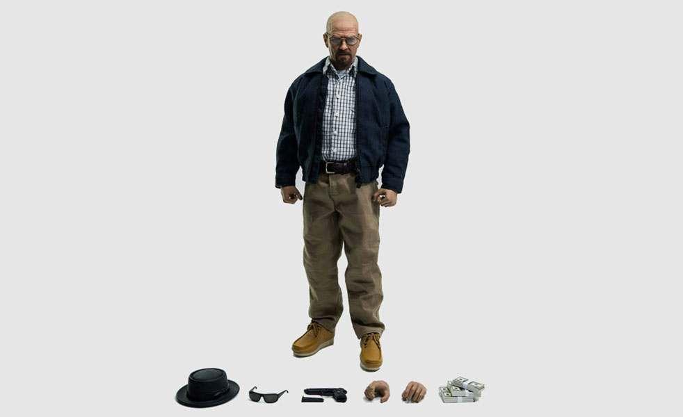 Fan de Breaking Bad ? Cette figurine ultra réaliste d'Heinsenberg est faites pour vous !