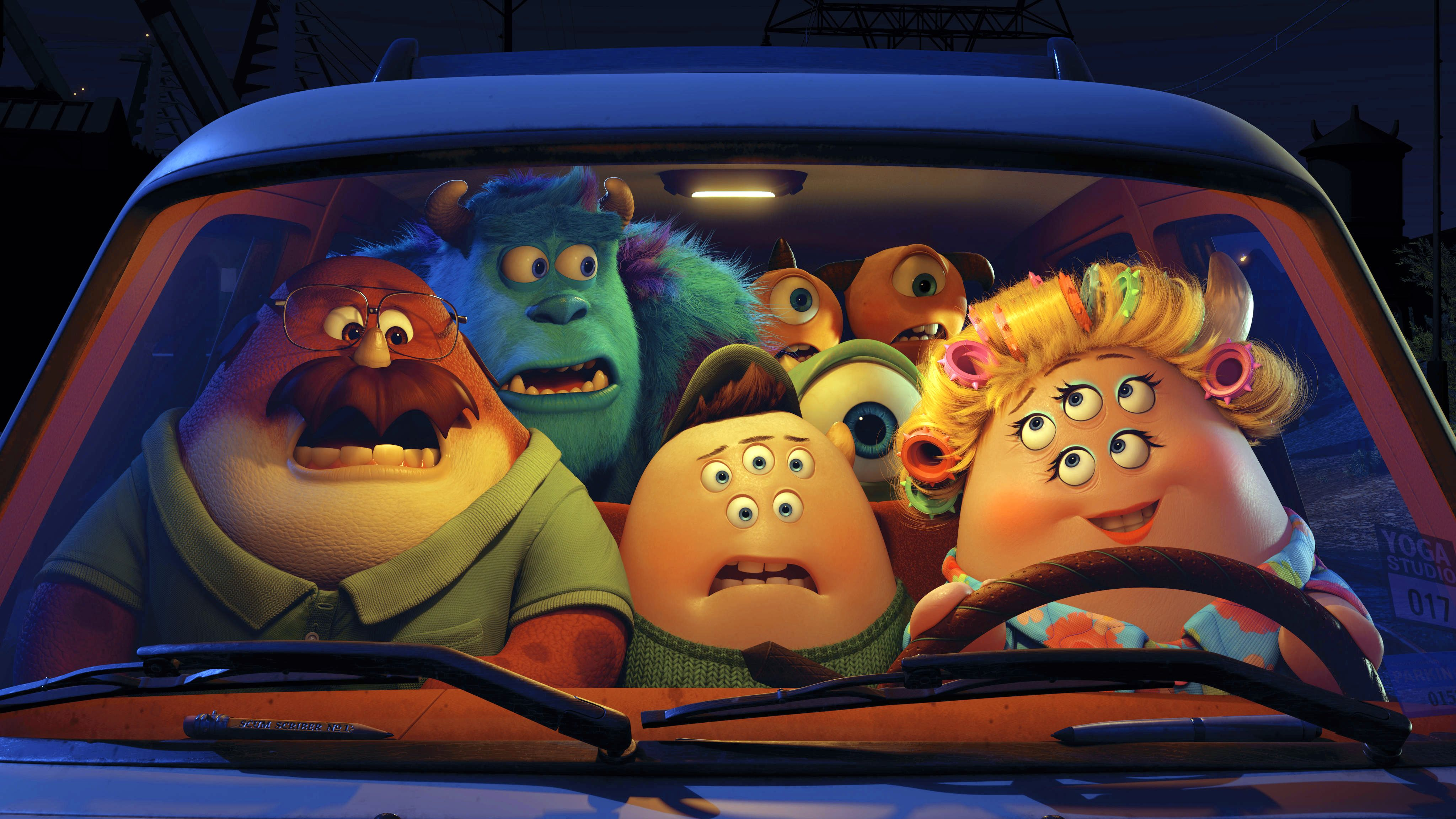 squishy monsters university hd wallpapers backgrounds | hd