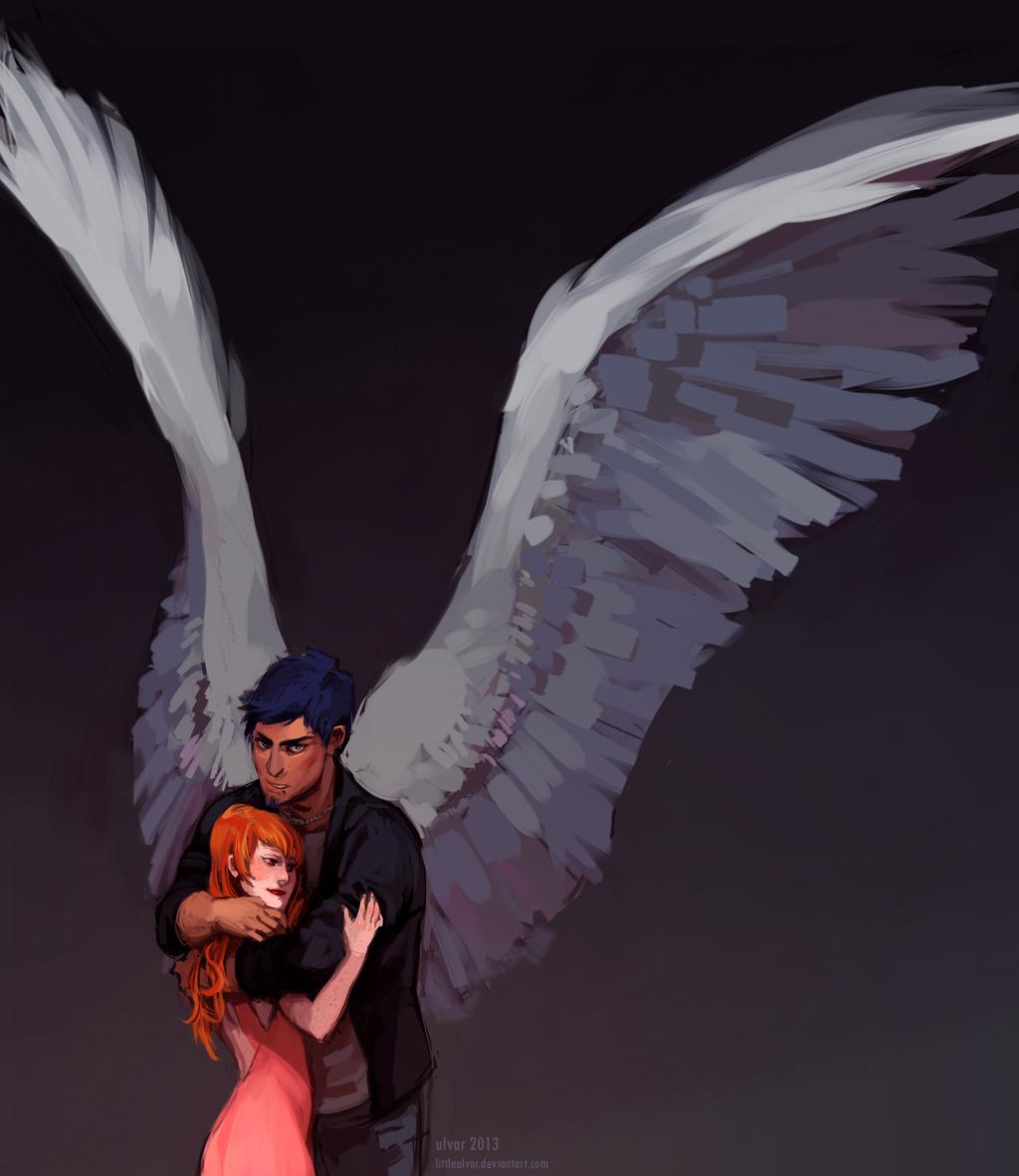 If Dune Was The One With Wings Littleulvar Diavantart Com Anjos E Demonios Anjos Desenho