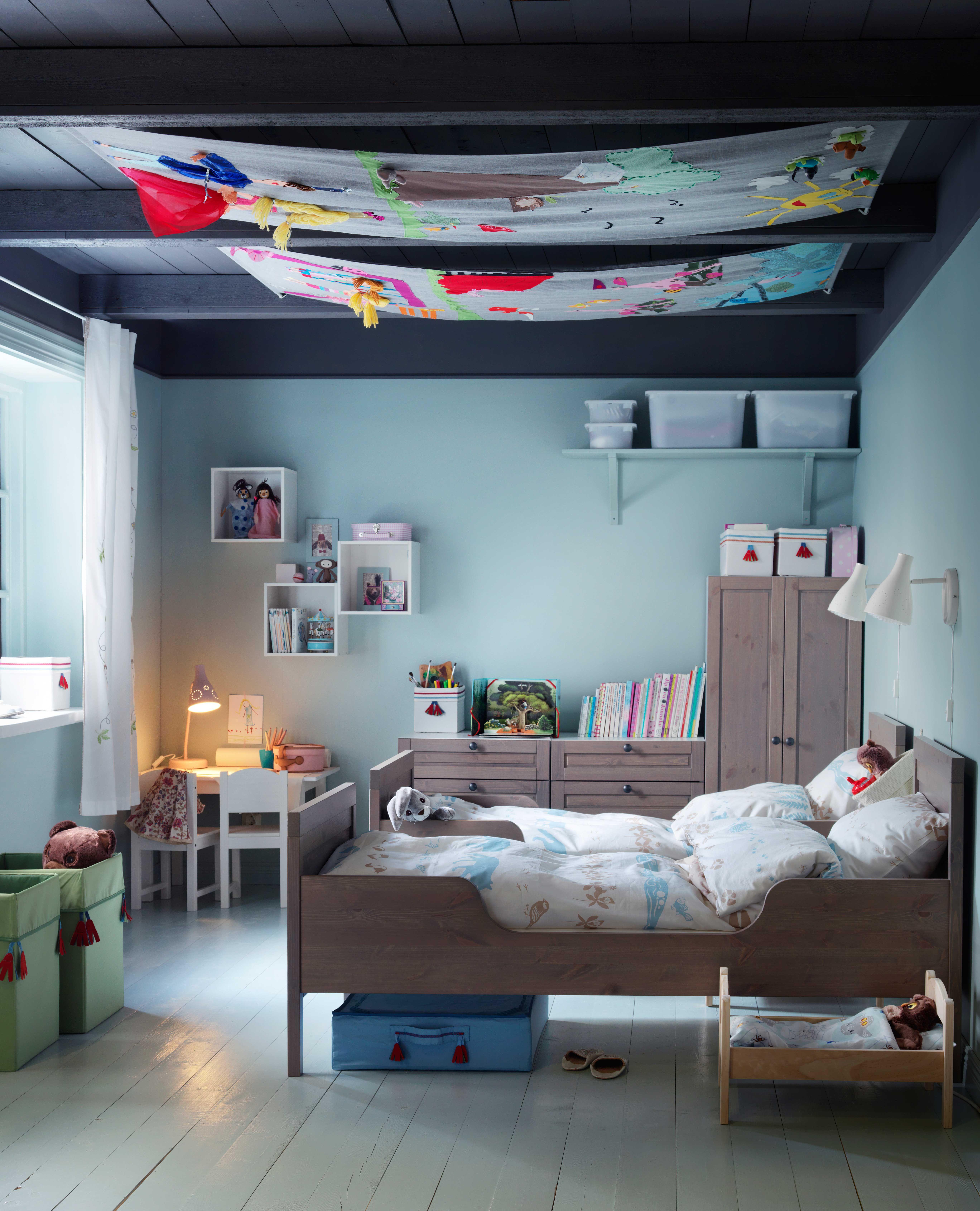 ikea Österreich, inspiration, textilien, kinderzimmer, kids, Wohnzimmer dekoo