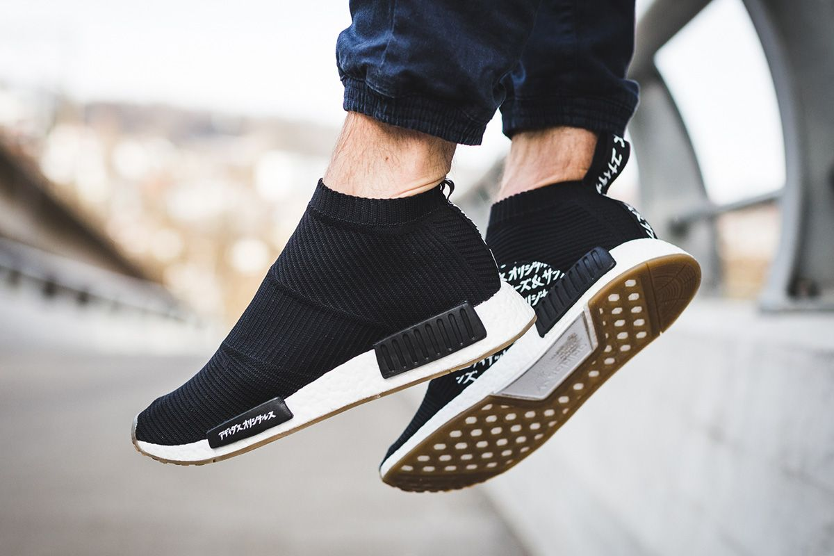 the latest 2c972 cffbd On-Foot: MIKITYPE x United Arrows & Sons x adidas NMD CS1 ...