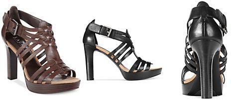 c0af548203f2cc Lauren Ralph Lauren Safia Platform Dress Sandals