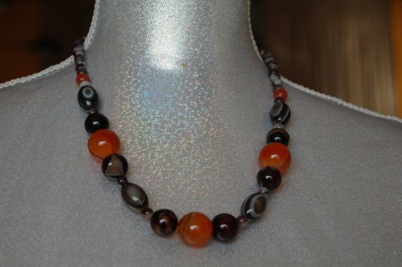 Carnelian  increases the sense of self worth and activates the second chakra. People like it because it enhances creativity and (in adults) heightenes sexuality. Some believe that it's great for balancing spirituality with the enjoyment and appreciation of the physical world.Brazilian Agate (r...